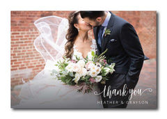 Photo Thank You Card 1331
