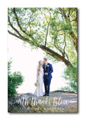 Photo Thank You Card 1335