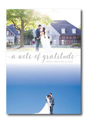 Photo Thank You Card 1338