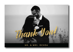 Photo Thank You Card 1339