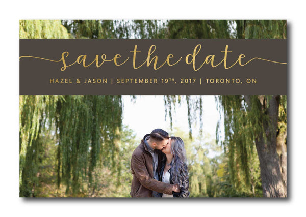 Photo Save the Date 1656