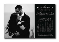 Photo Save the Date 1665