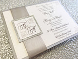 The Back Pocket Monogram - Glitter Edition (Pocketcard) 1602