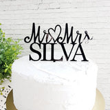 Custom Wedding Cake Topper 721542