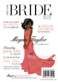 High Fashion Magazine Cover Themed Bridal Shower Invitation 0257