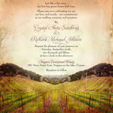 Vintage Winery Invitation 0237