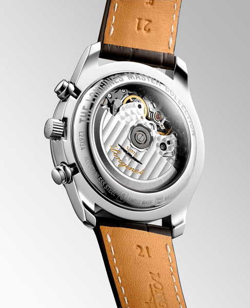 Longines - Master Collection Caseback