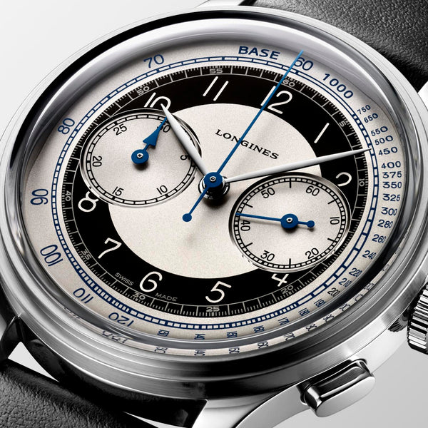 Longines - Heritage Classic Chronograph Face