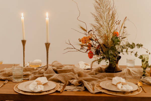 The Art of Table Decorating
