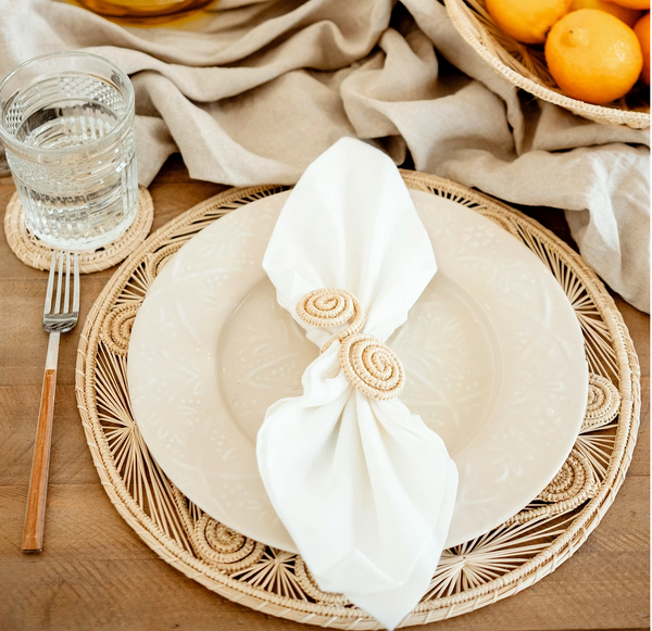 Our Top 5 Luxury Placemats