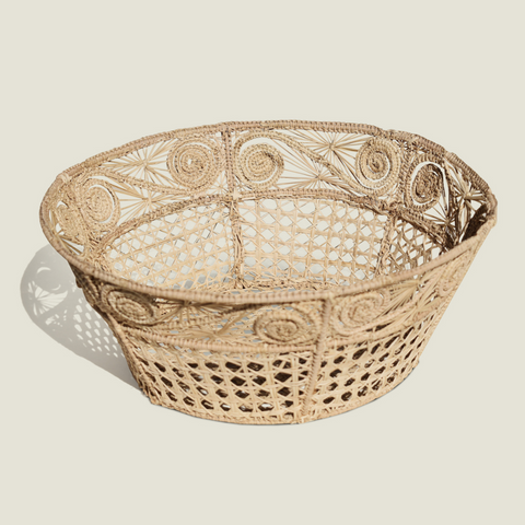 Sandra Woven Bowl - The Colombia Collective