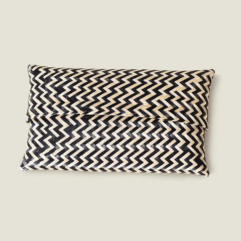 Liliana Woven Clutch - The Colombia Collective