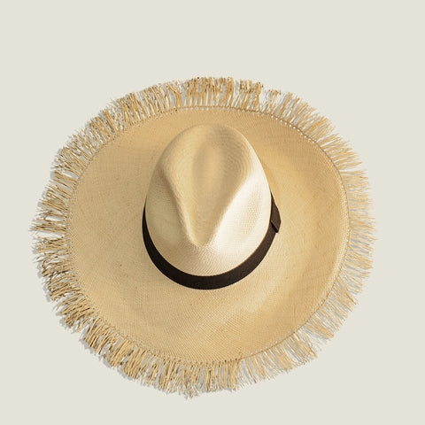 The Colombia Collective - Nariño Wide Brim Hat
