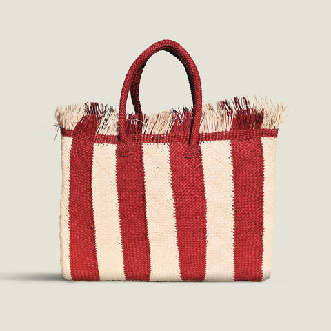Narino Woven Tote - The Colombia Collective