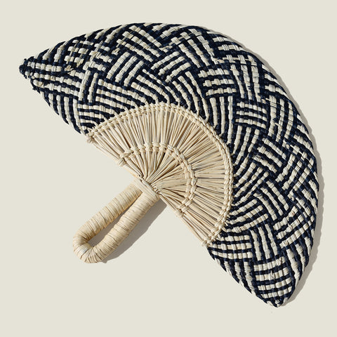 the colombia collective - narino woven fan