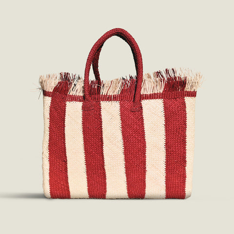the colombia collective - narino woven tote