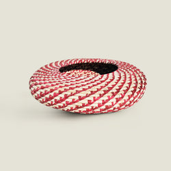 Martha Woven Basket Bowl - The Colombia Collective