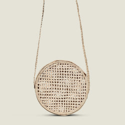 Nelsy Woven Shoulder Bag - The Colombia Collective