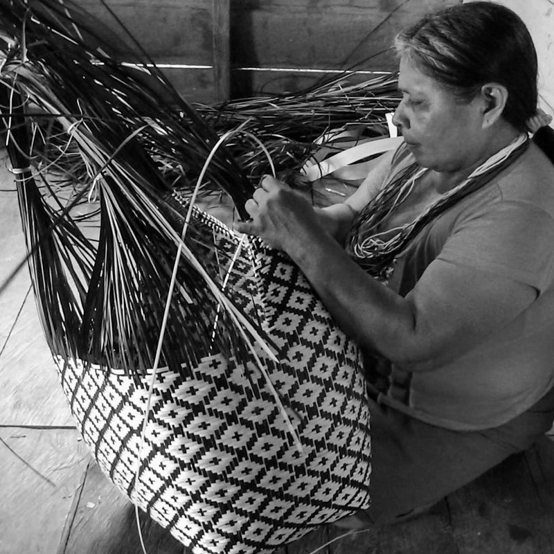 Guapi Cuatro Tetas Basket | Mono - The Colombia Collective