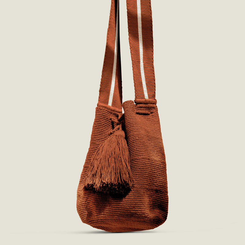 Wayuu Shoulder Bag - The Colombia Collective