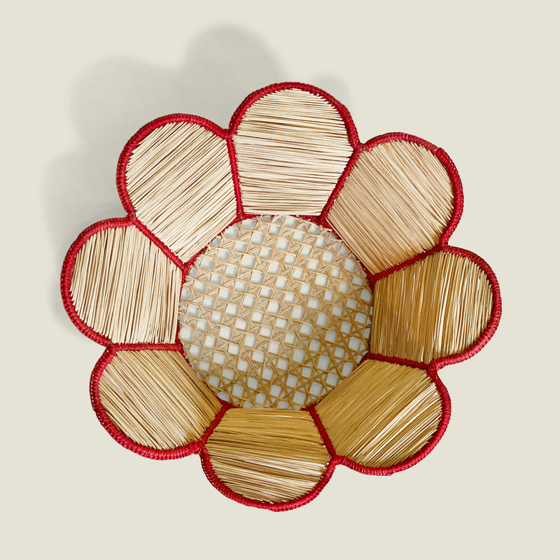 Conchita Woven Bowl - The Colombia Collective