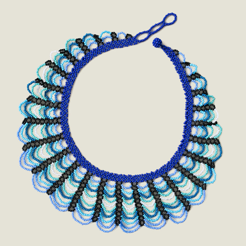 Embera Beaded Necklace - The Colombia Collective