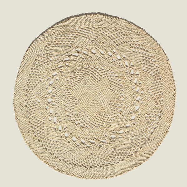 Nariño Open Weave Placemats (Set of 4) - The Colombia Collective