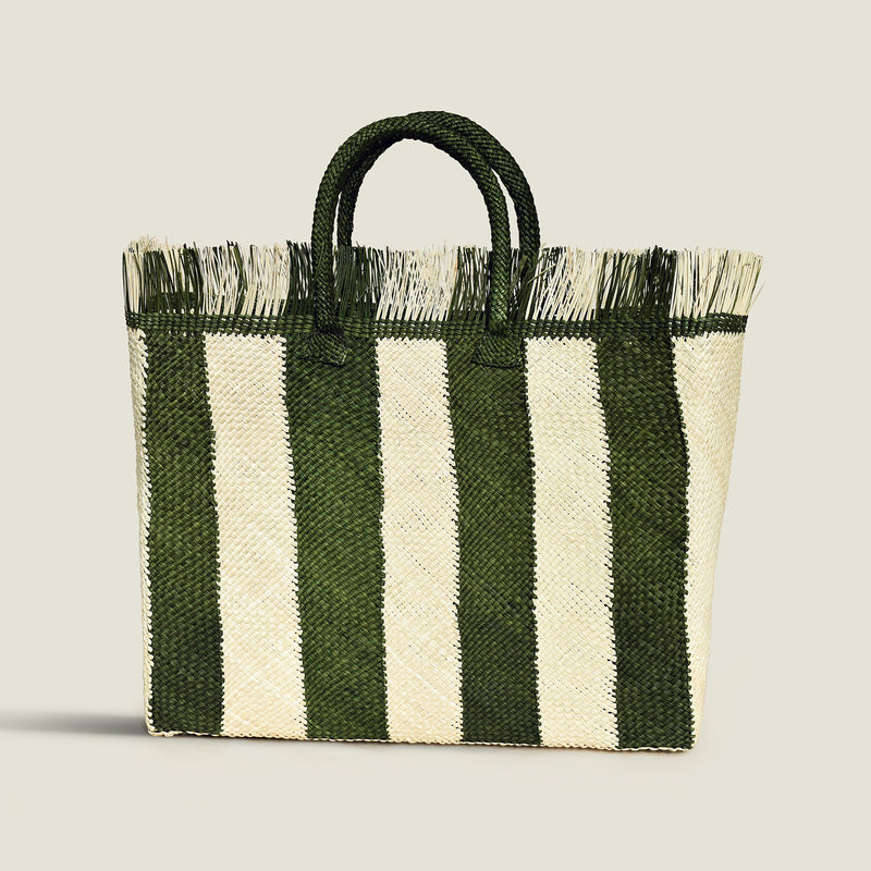 Nariño Woven Tote - The Colombia Collective