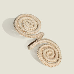 Sandra Woven Napkin Rings (Set of 4) - The Colombia Collective