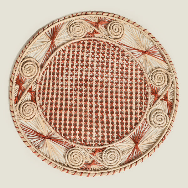 Sandra Woven Placemats (Set of 4) - The Colombia Collective