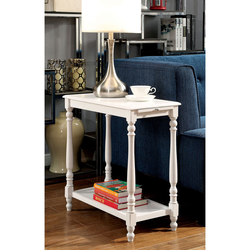 DEERING White Side Table image