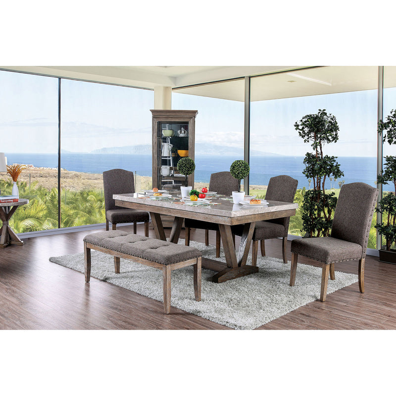 Bridgen Natural Dining Table image