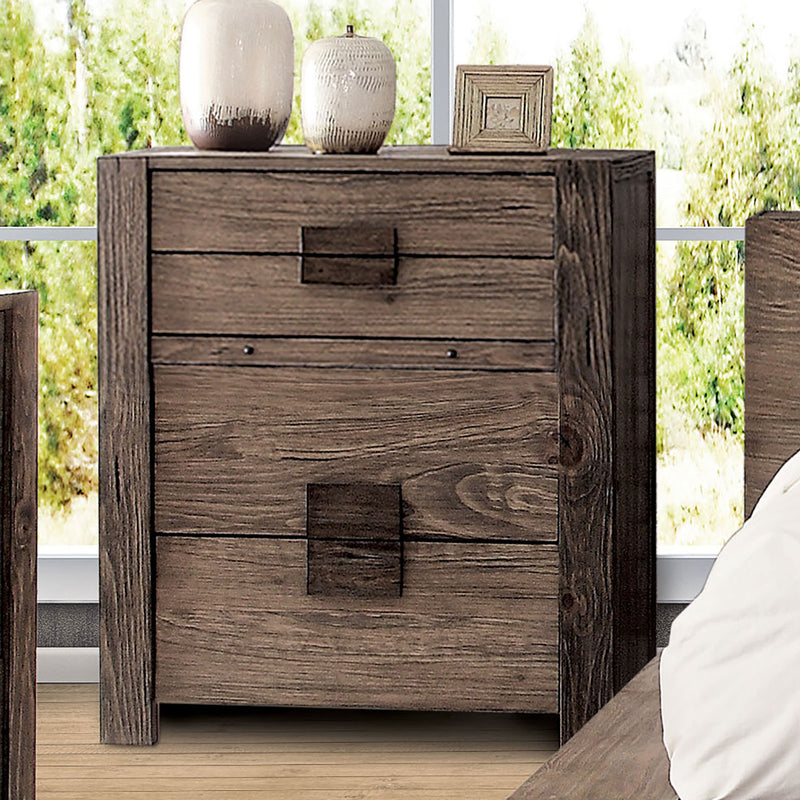 AVEIRO Rustic Natural Tone Chest image