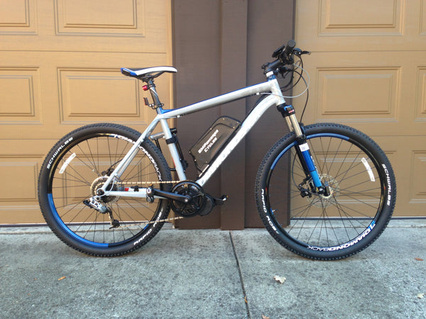 bafang BBS02 Diamond Back hard tail 29er EMPowered Cycles