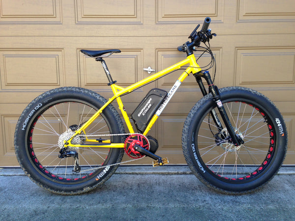 Fatbike Motobecane Lurch BBSHD 1000W EMPowered Cycles