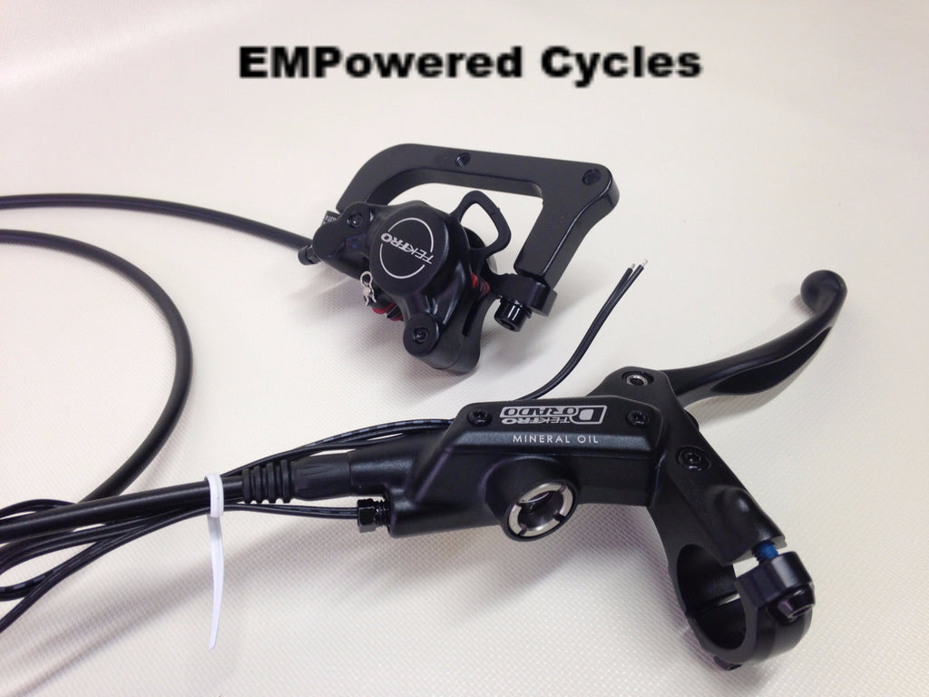 Tektro Dorado HD-E710 ebike brake EMPowered Cycles