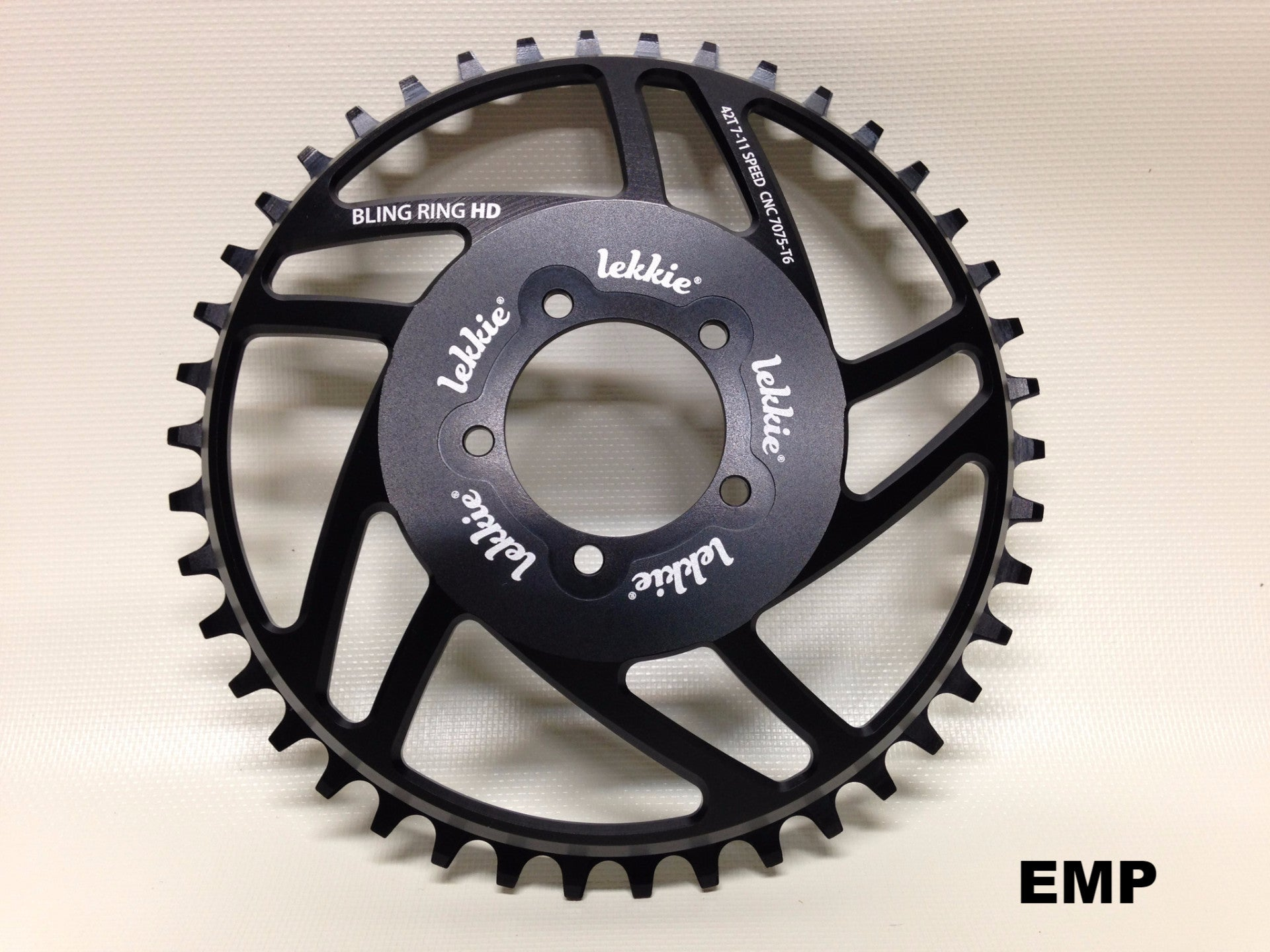 Lekkie Bling Ring HD for Bafang BBSHD   EMPowered Cycles