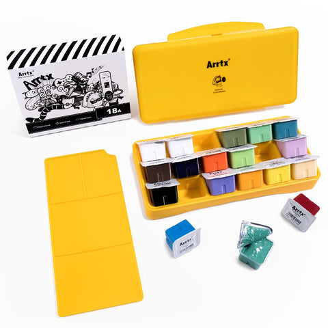 Arrtx Jelly Gouache Set