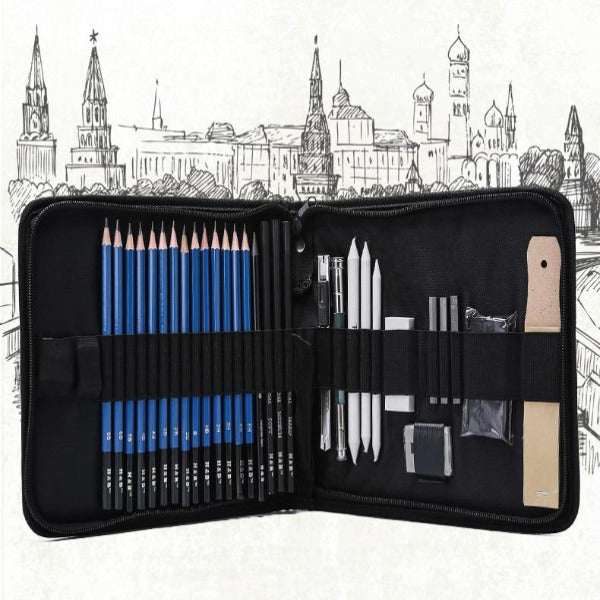 H&B Professional Drawing Set