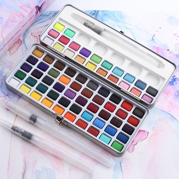 Neon Candy Watercolor Kit