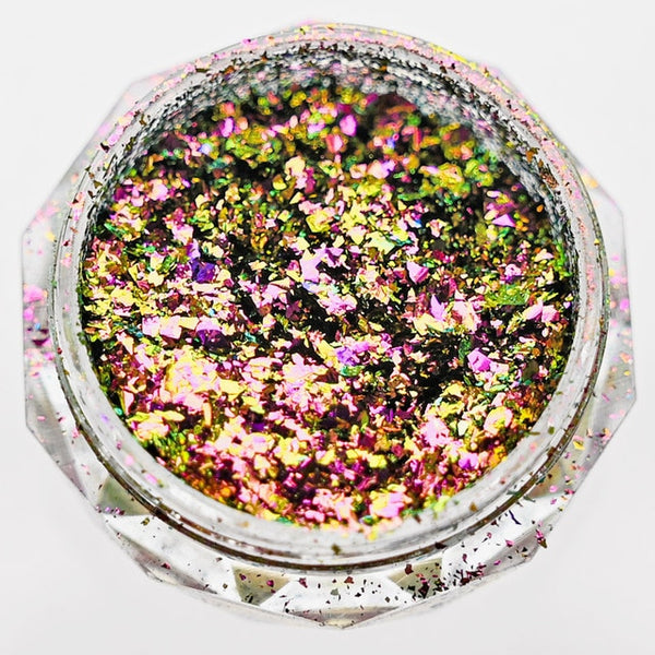 Chrome Chameleon Powder