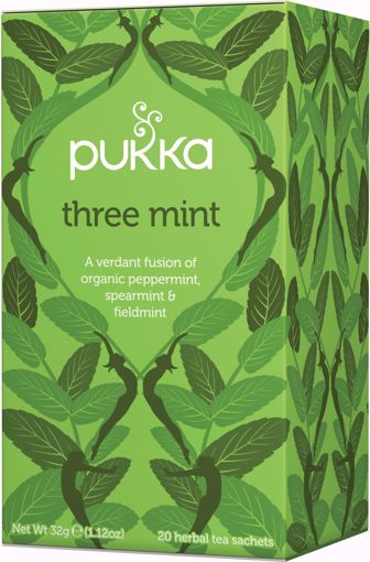 Pukka 3 Mint Tea