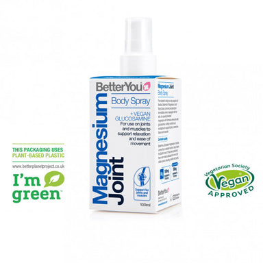 Better You Magnesium Joint Body Spray 100ml
