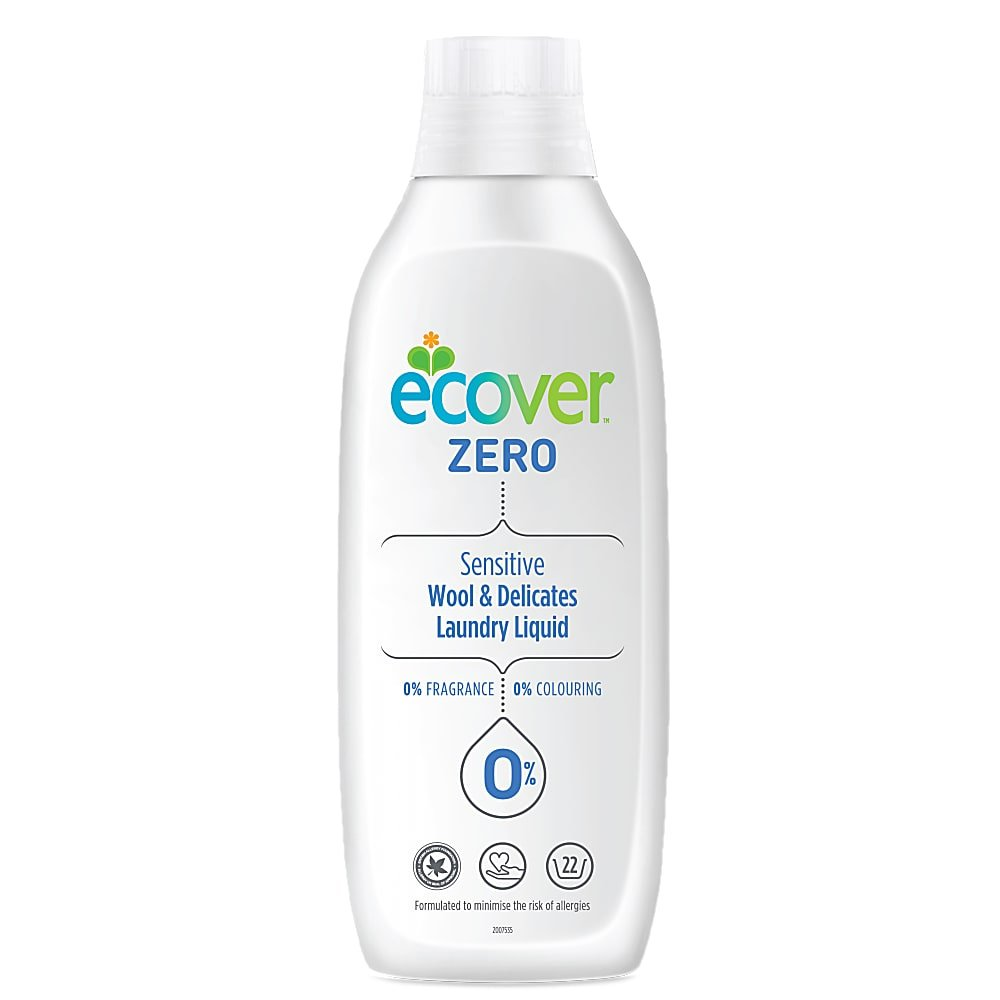 Ecover ZERO Sensitive Wool & Delicate Laundry Liquid 1L