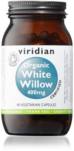 Viridian White Willow 90 capsules
