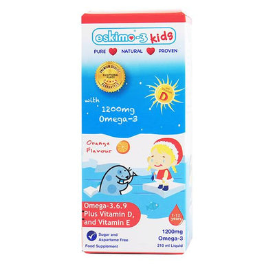 Eskimo Kids Orange 210ml