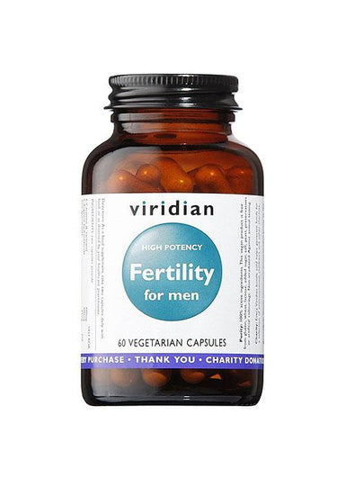 Viridian Fertility for Men 60 capsules