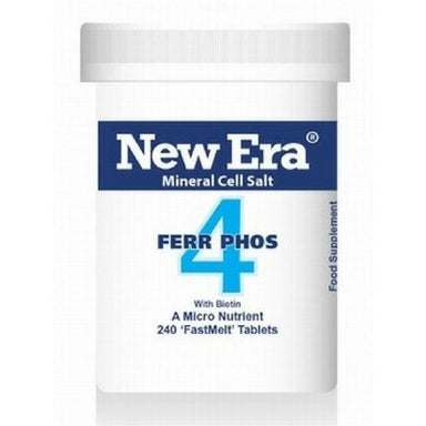New Era� No 4 Ferr Phos