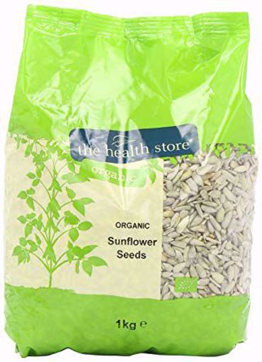 The Health Store Organic Sunflower Seeds 1kg