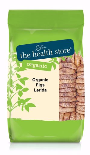 The Health Store Organic Lerida Figs 500g